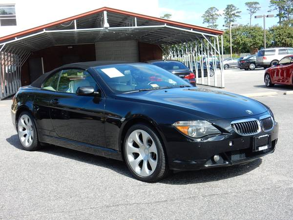2006 BMW 650i V8 & 2006 BMW M5 V10 with 500HP!! MILITARY ZERO DOWN!!!