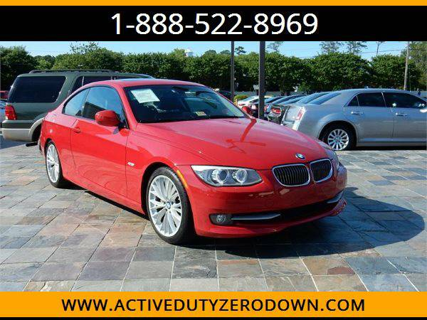 2011 BMW 335I --MILITARY $O DOWN FINANCING!_ALL CREDIT OK