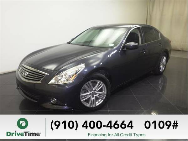 2010 *Infiniti G37 Sedan* Base - BAD CREDIT OK