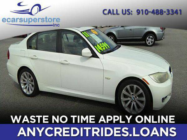 2011 *BMW* *3-Series* 328i You're Approved or Car is *Free*