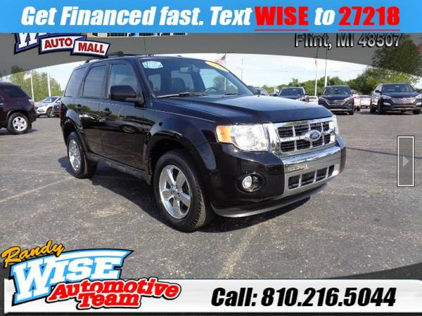 2012 Ford Escape 4D Sport Utility Limited