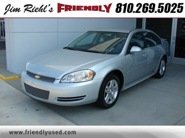 2012 Chevrolet Impala LT Retail 4dr Car