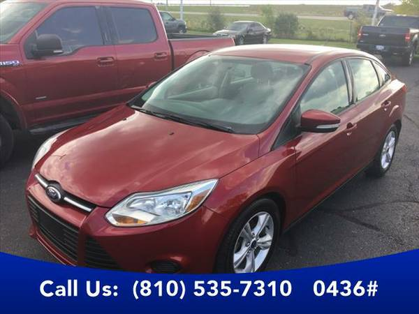 2014 *Ford Focus* SE - Ford