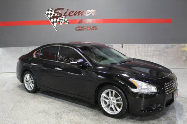 2010 Nissan Maxima SV - GIVE US A CALL