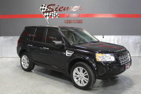 2010 Land Rover LR2 HSE with Tech Package - TEXT US