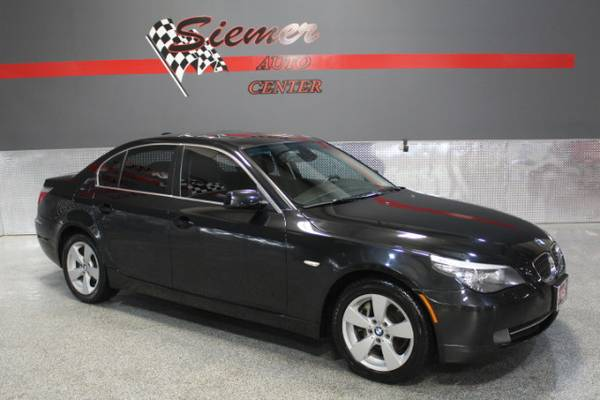 2008 BMW 5-Series 528xi - GIVE US A CALL