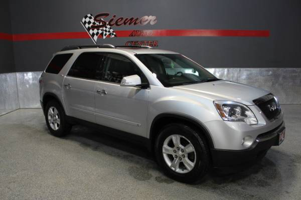 2009 GMC Acadia SLT-1 AWD - NEW LOWER PRICE