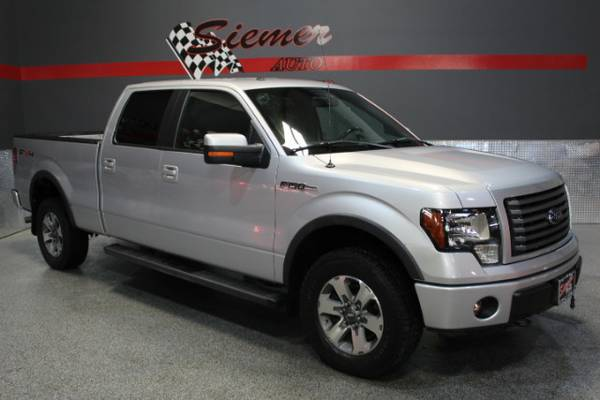 2011 Ford F-150 FX4 SuperCrew 4WD - CALL US