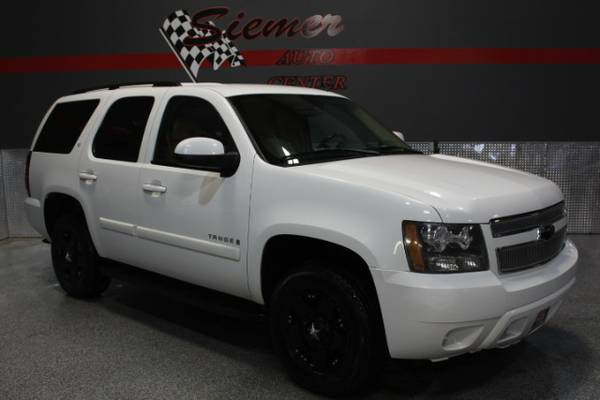 2007 Chevrolet Tahoe LT 4WD - TEXT US