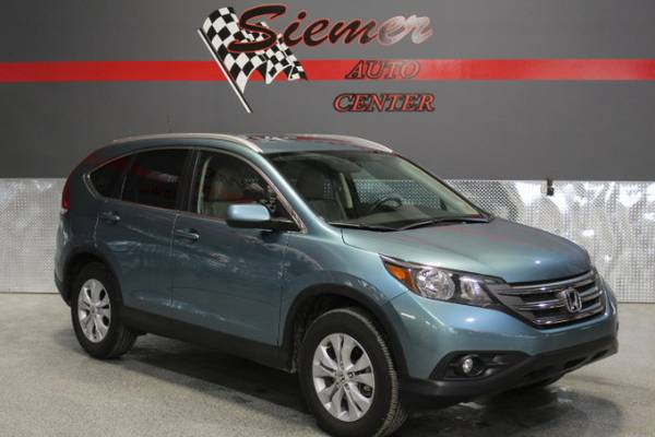 2014 Honda CR-V EX-L 4WD 5-Speed AT - WE FINANCE, LOW RATES