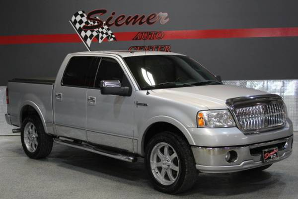 2008 Lincoln Mark LT 4WD - TEXT US