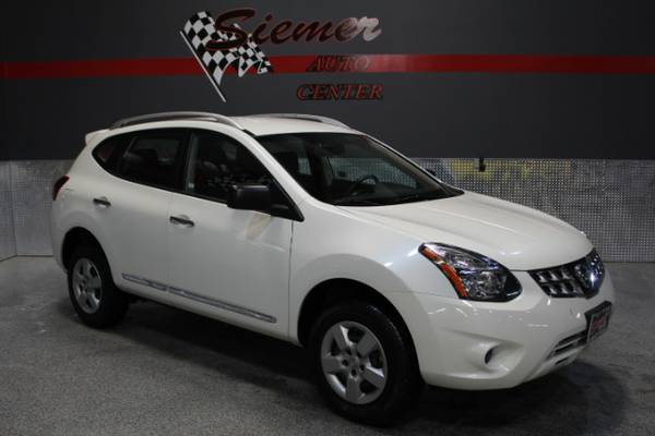 2015 Nissan Rogue Select S 2WD - TEXT US
