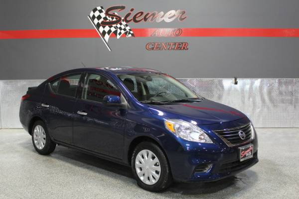 2014 Nissan Versa 1.6 S Plus - CALL US