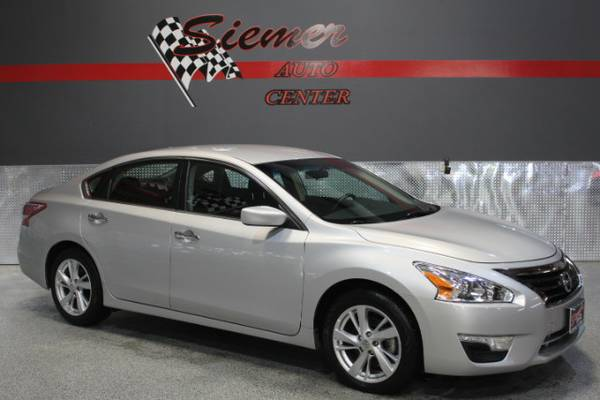 2013 Nissan Altima 3.5 SV - TEXT US