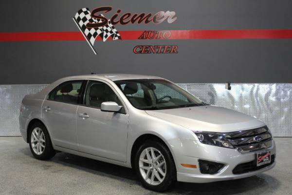 2011 Ford Fusion V6 SEL - TEXT US