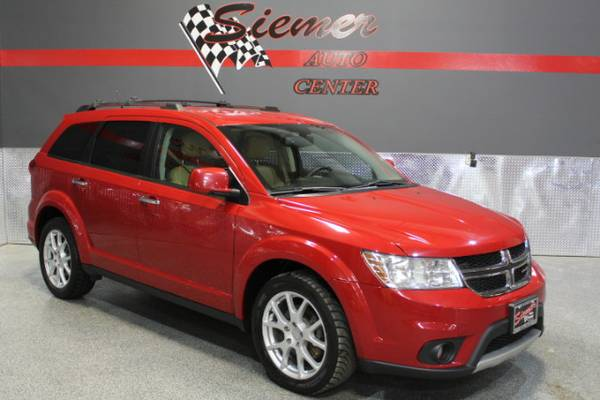 2014 Dodge Journey R/T AWD - TEXT US