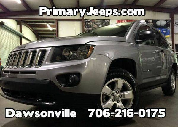 2015 *Jeep* *Compass* Sport -IN HOUSE FINANCE-FREE SHIPPING-WARRANTY