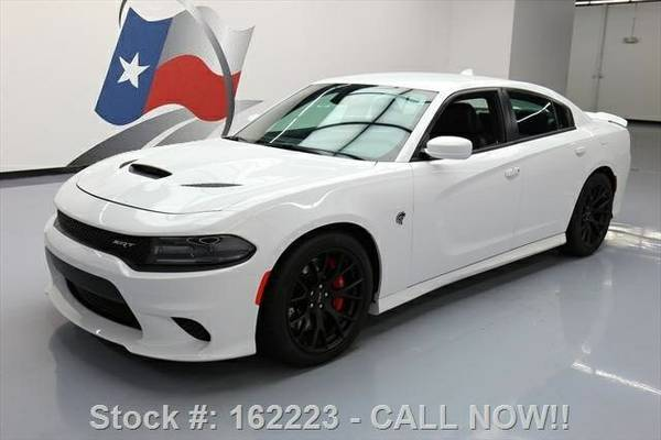 2016 Dodge Charger SRT Hellcat 4dr Sedan Sedan 7 DAY RETURN / 3000 CAR
