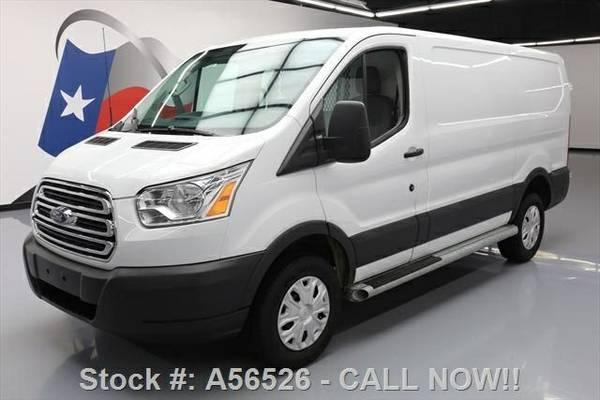 2015 Ford Transit-250 250 3dr SWB Low Roof Cargo Van w/60/40 Passenger