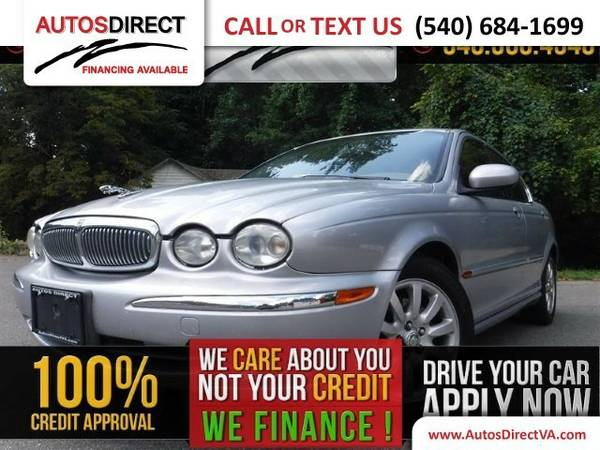 2002 Jaguar X-TYPE Sedan X-TYPE Jaguar