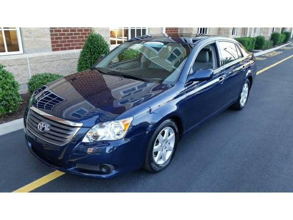 2008 TOYOTA AVALON XL,1st Time Buyers, Good/Bad/No Credit