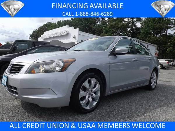 2009 HONDA ACCORD EX SEDAN SILVER