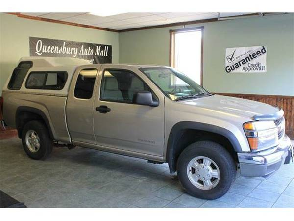 2004 *Chevrolet Colorado* Z85 LS 4dr Extended Cab 4WD SB - Pewter...