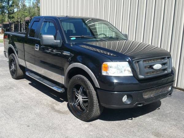 2006 FORD F150 ! 4X4 ! CLEAN CARFAX ! RUNS & DRIVES GREAT ! SHARP !!!
