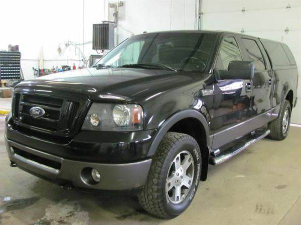 2008 *Ford* *F-150* *F 150* *F150* FX4 Pickup 4D 6 1/2 ft -EVERYONE IS