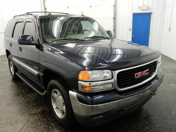 2005 *GMC* *Yukon* SLT 4WD - GET APPROVED TODAY!!!