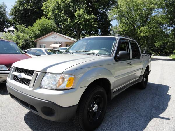 2004 Ford Explorer Sport Trac 4x4 ** PRICE REDUCED!! **
