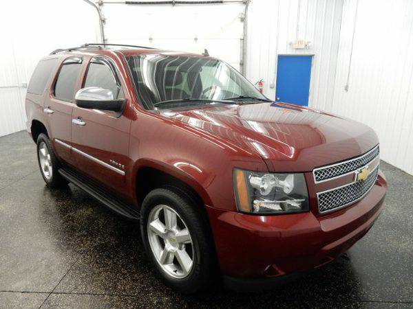 2010 *Chevrolet* *Tahoe* LTZ 4WD - GET APPROVED TODAY!!!