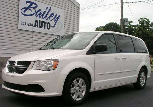 * 2011 Dodge Grand Caravan Express - One Owner!