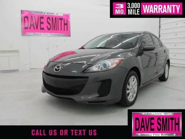 2012 Mazda Mazda3 i Touring w/SKYACTIV-G