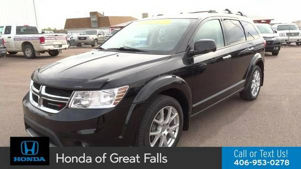 2014 Dodge Journey RT
