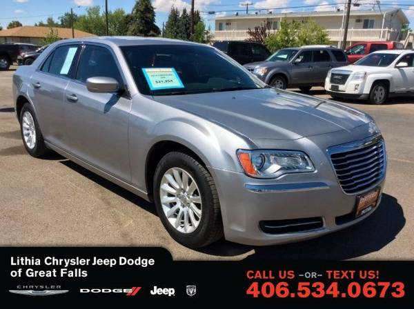 2014 Chrysler 300-Series BASE