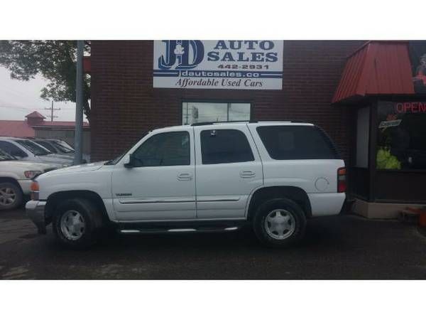 2005 GMC Yukon 4x4 Low Miles