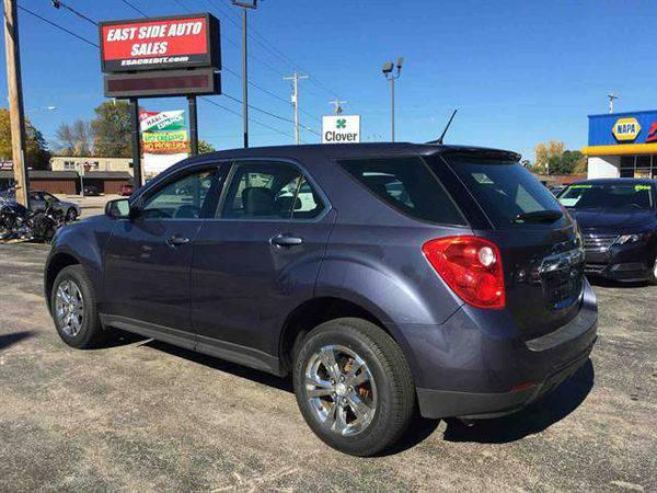 2013 *Chevrolet* *Equinox* LS Sport Utility 4D