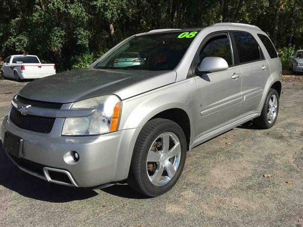 2008 *Chevrolet* *Equinox* Sport Utility 4D