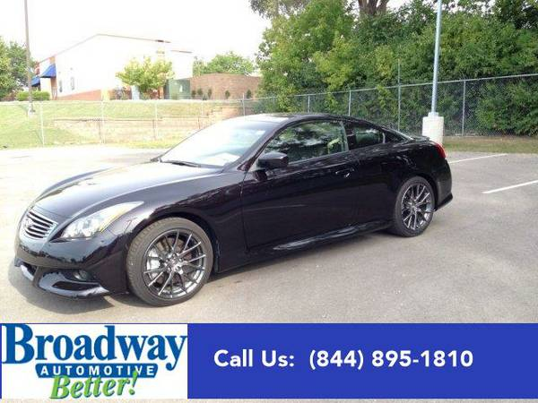 2013 *Infiniti G37 Coupe* IPL Green Bay