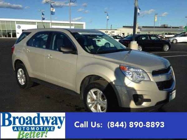 2011 *Chevrolet Equinox* LS Green Bay