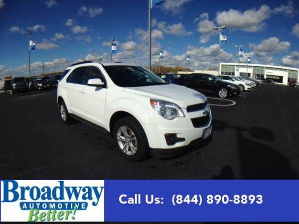 2013 *Chevrolet Equinox* LT Green Bay
