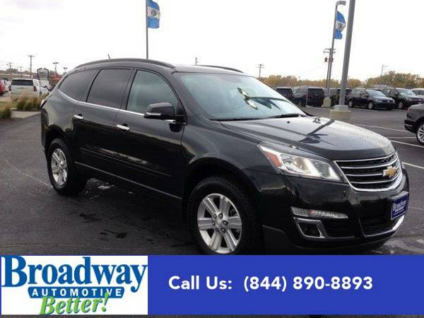 2014 *Chevrolet Traverse* LT Green Bay