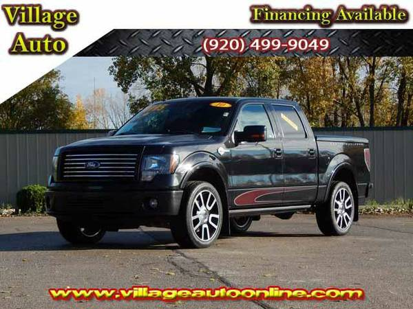 2010 *Ford F-150* Super Crew Harley Davidson Edit. 4x4 *One Owner* -...