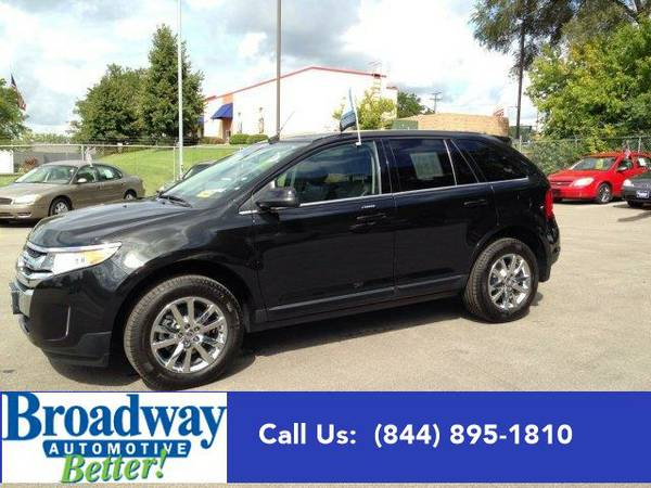 2014 *Ford Edge* Limited Green Bay
