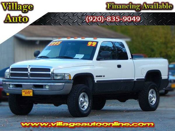 1999 *Dodge RAM 1500* Laramie SLT Quad Cab Short Box 4x4 -...