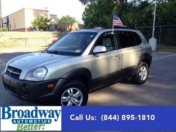 2007 *Hyundai Tucson* SE Green Bay