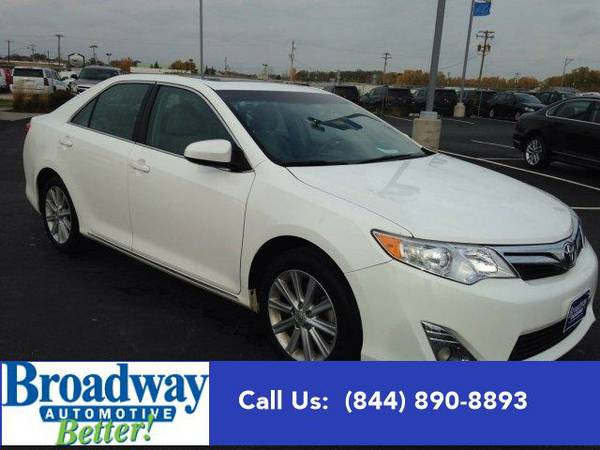 2012 *Toyota Camry* Green Bay