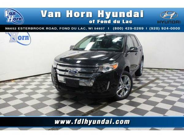 2013 *Ford Edge* AWD Limited - Ford-Financing for Everyone