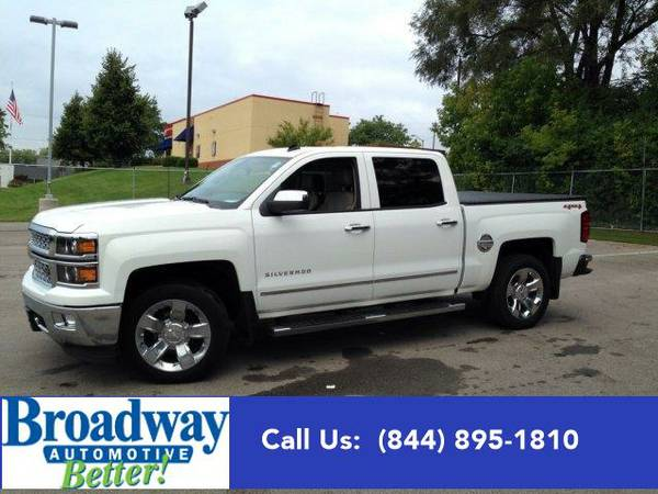 2014 *Chevrolet Silverado 1500* LTZ Green Bay